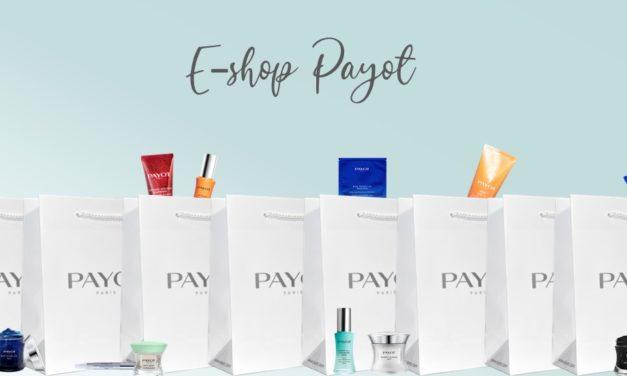 S velkým potěšením Vám představujeme první oficiální e-shop PAYOT pro Českou republiku!