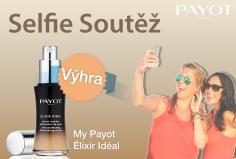 Soutěž Payot Selfie právě začíná!